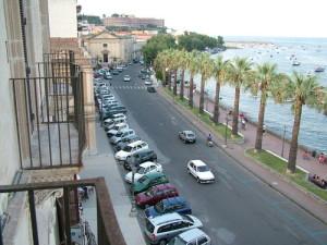 Strada Vaccarella Milazzo