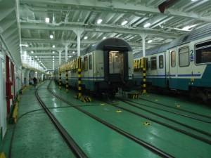 Treni Sicilia-Italia