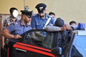 """Reggio Calabria. Operazione """"Saggio compagno"""". Numerosi arresti per armi e droga."""