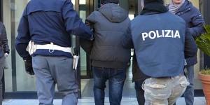 Messina. La Polizia di Stato  ferma tre presunti scafisti dello sbarco di venerdì scorso.