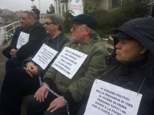 vibo protesta