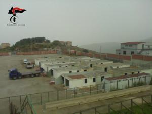 Santo Stefano di Camastra (Me), maxi sequestro di containers dei Carabinieri: sventata una frode in pubbliche sovvenzioni, tre denunciati .