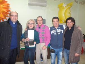 Satriano (Cz): Regalato un tablet all'Associazione Ali D'Aquila con la raccolta della carta.