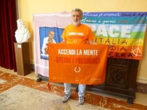 Messina.Ricorrenza 4 novembre: appello di Renato Accorinti a tutti i Sindaci per riflettere sulla guerra e sul disarmo