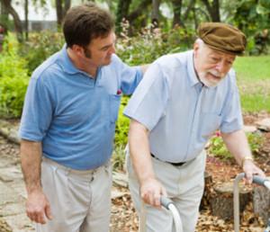 caregiver maschile