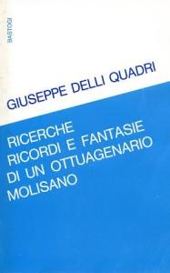 copertina libro G. Delli Quadri 1985 Agnone