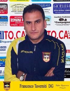 FC Guardavalle e Bagnarese: nota del Direttore Generale Francesco Taverniti