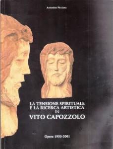 opere di vito capozzolo - A. PICCIANO copertina libro