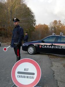 Carabinieri: interventi nella Locride.