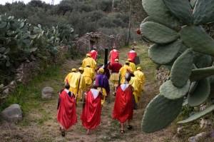 salita degli angeli - badolato - sabato santo - foto gori campese da gilbotulino