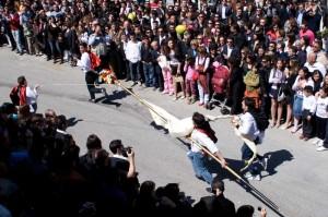 sfida tamburo-stendardo  2 - Pasqua Badolato - gilbotulino