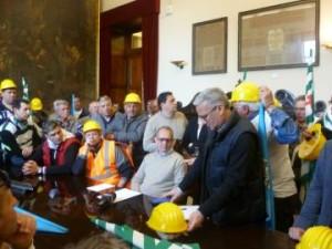 Messina. Firmato oggi dall'amministrazione un protocollo di intesa per lo sviluppo e l'occupazione edile.