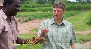 Bill-Gates per carne vegetale 2013