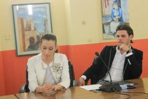CROSIA maestri Sandra Galati e Davide De Giorgi