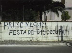 PRIMO MAGGIO FESTA DEI DISOCCUPATI - VASTO - 08.06.2014