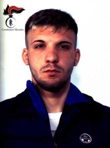 Messina , rapinatore seriale di farmacie arrestato dai Carabinieri