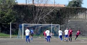 Sporting Viagrande - Milazzo Venuti trasforma il rigore