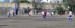 Sporting Viagrande - Milazzo azione di gioco