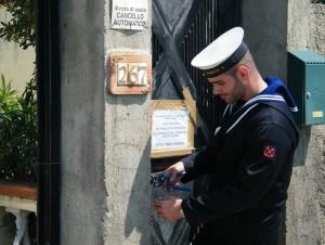 Reggio Calabria. Lungomare di Gallico. Guardia Costiera sequestra parte di un complesso residenziale