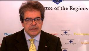"""Comitato delle Regioni a Bruxelles, il capodelegazione italiana Enzo Bianco: """"La Grecia non può e non deve uscire dall'Unione europea"""". Delegazione italiana compatta"""