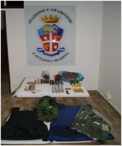 Caulonia (Rc). Ampia battuta dei Carabinieri.