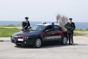 Melito Porto Salvo (Rc): vigilanza e controllo del territorio da parte dei Carabinieri