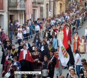 """Domenica 24 maggio a Roccella Ionica (Rc) il """"IV Corteo Storico Carafa"""""""