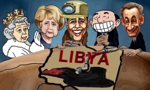 GUERRA IN LIBRIA a chi giova