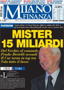 Milano Finanza paperoni