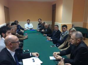foto incontro vice ministro albania