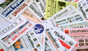 giornali a colori