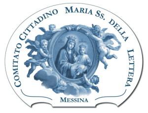 madonna della lettera logo