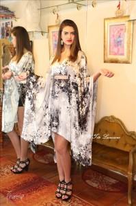Aci Bonaccorsi (Ct). A Tina Arena, designer messinese,  il Premio Donna Siciliana 2015 per la Moda.