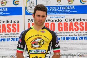 Maglia Leader Mediofondo Gran Tour Sicilia 2015