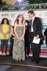 Miss Blumare Premiazione Emanuela Costantino Le Grand Chic