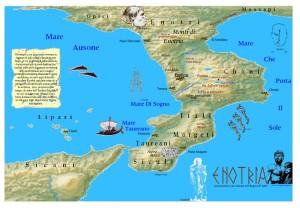 enotria mappa