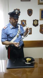 Cerenzia (Kr), i Carabinieri arrestano un uomo per furto di energia elettrica.