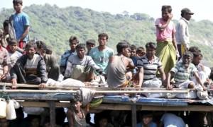 musulmani Rohingya alla deriva - maggio 2015