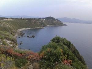 Baia di Sant'Antonio scorcio da Ctr Paradiso