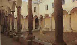 Chiostro San Papino Milazzo