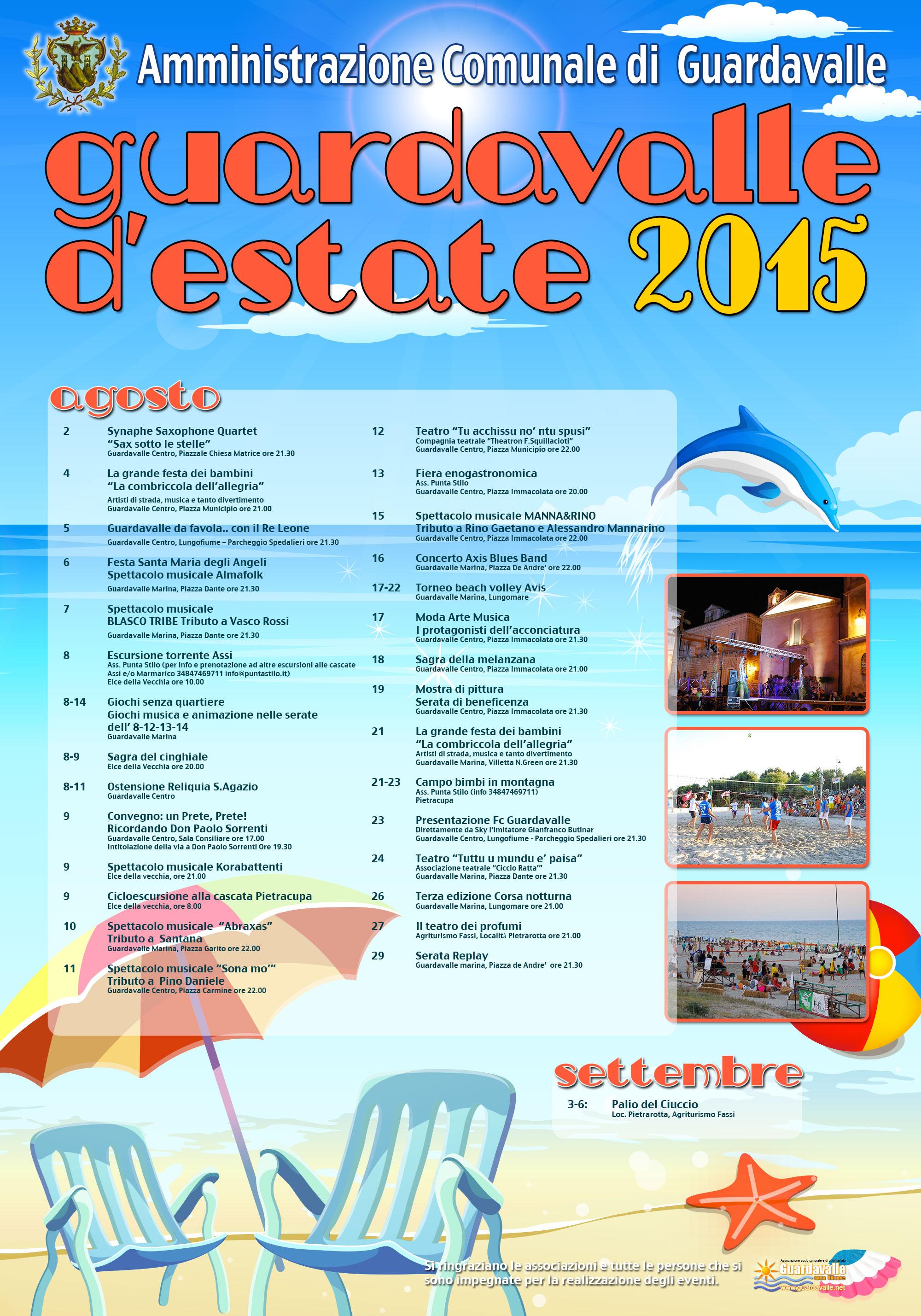 Guardavalle manifesto_2015