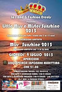 """Barcellona P.G. (Me). Presentate le tante novità del concorso """"Little Miss e Mister Sunshine"""""""