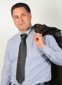 Luciano Pugliese, sindaco di Pietrapaola - referente della Rete