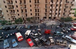 Strage di  Via D'Amelio - Palermo 19 luglio 1992