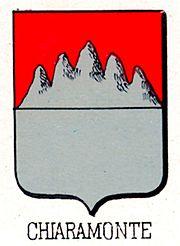 Chiaramonte - stemma nobiliare famiglia siciliana conti di modica