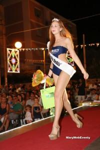 """Messina. Maria Celeste Corona è """"Miss Sicilia Bedda 2015"""", titolo valido per la partecipazione al Concorso Nazionale """"Una Ragazza per il Cinema""""."""
