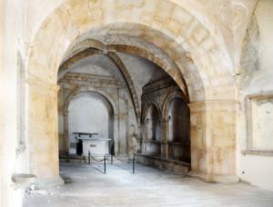 Riccia chiesa santa maria delle Grazie interno da restaurare