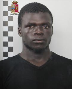 Messina. Sbarco di 122 migranti di sabato 19 settembre. Arrestato dalla Polizia lo scafista senegalese