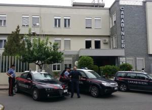 Gruppo Carabinieri di Locri (Rc): 7 persone denunciate, un fucile rinvenuto, sanzioni amministrative per 45.000 €uro e un'attività imprenditoriale sospesa.
