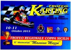 Trofeo karting citta di milazzo II edizione